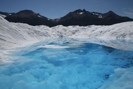 Trek sur le Perito Moreno