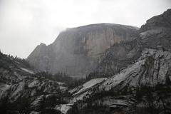 Half Dome de Face