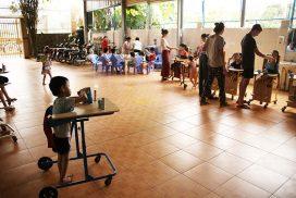 Centre pour enfants handicapés